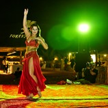 Forever Living Belly Dancer